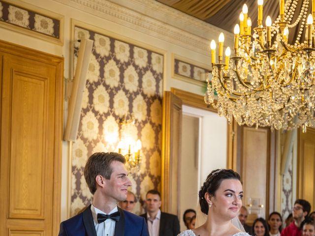 Le mariage de Axel et Anaïs à Paris, Paris 74