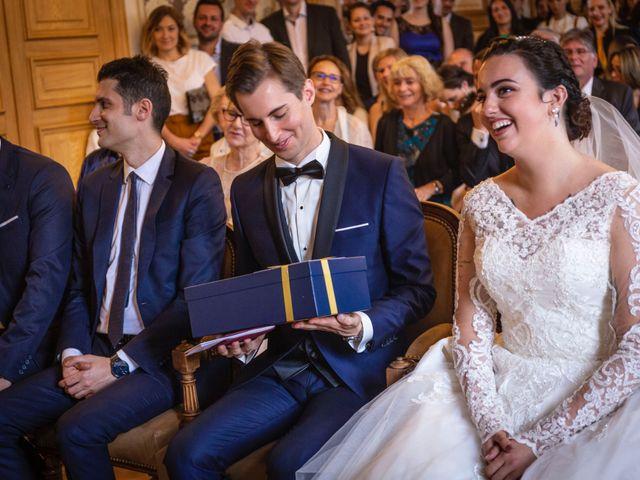 Le mariage de Axel et Anaïs à Paris, Paris 88