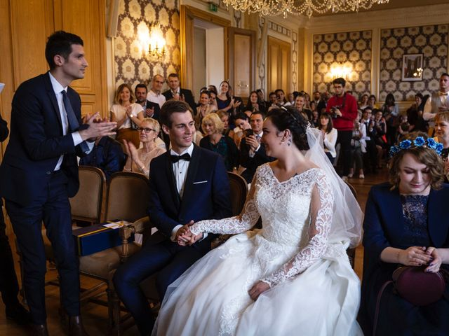 Le mariage de Axel et Anaïs à Paris, Paris 89