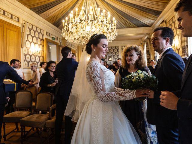 Le mariage de Axel et Anaïs à Paris, Paris 91