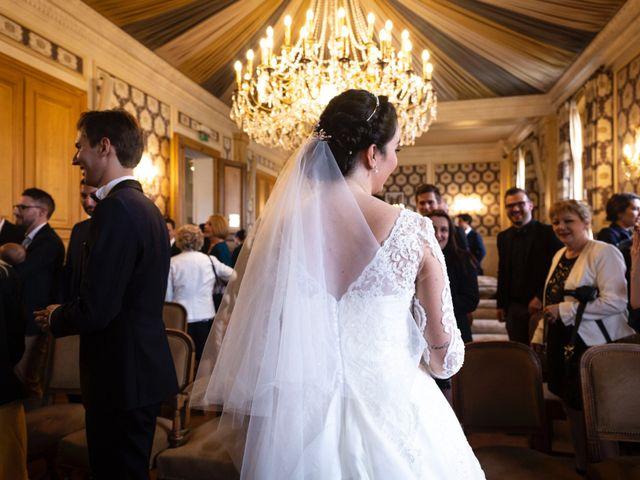 Le mariage de Axel et Anaïs à Paris, Paris 92