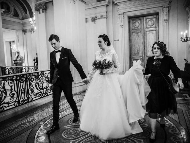Le mariage de Axel et Anaïs à Paris, Paris 95