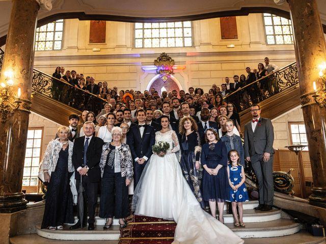 Le mariage de Axel et Anaïs à Paris, Paris 97