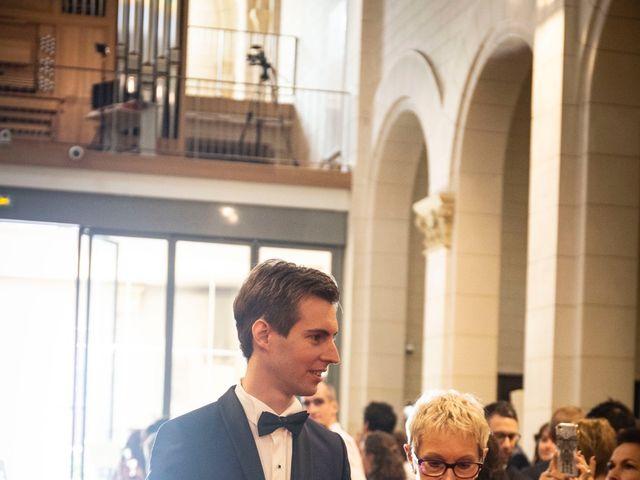 Le mariage de Axel et Anaïs à Paris, Paris 99