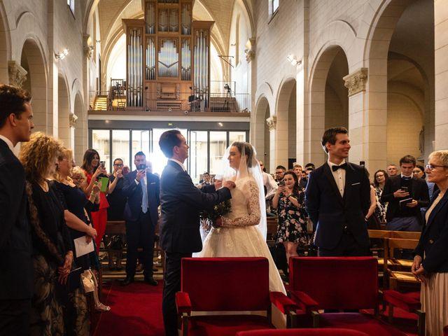 Le mariage de Axel et Anaïs à Paris, Paris 101