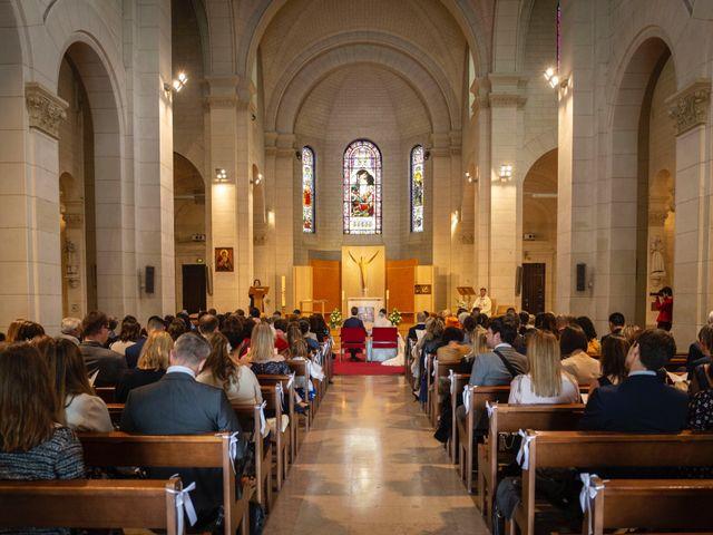 Le mariage de Axel et Anaïs à Paris, Paris 109