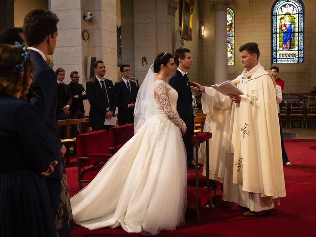 Le mariage de Axel et Anaïs à Paris, Paris 114
