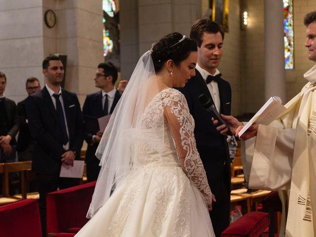 Le mariage de Axel et Anaïs à Paris, Paris 123