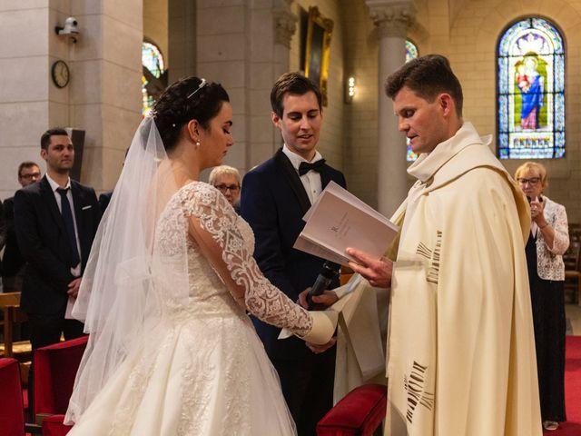Le mariage de Axel et Anaïs à Paris, Paris 125