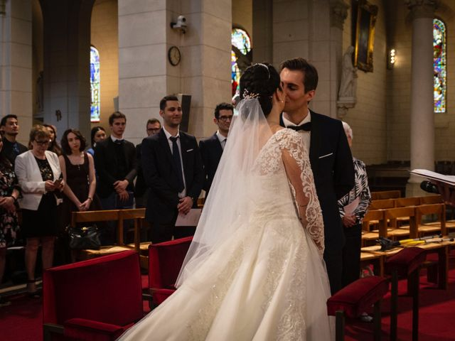 Le mariage de Axel et Anaïs à Paris, Paris 127