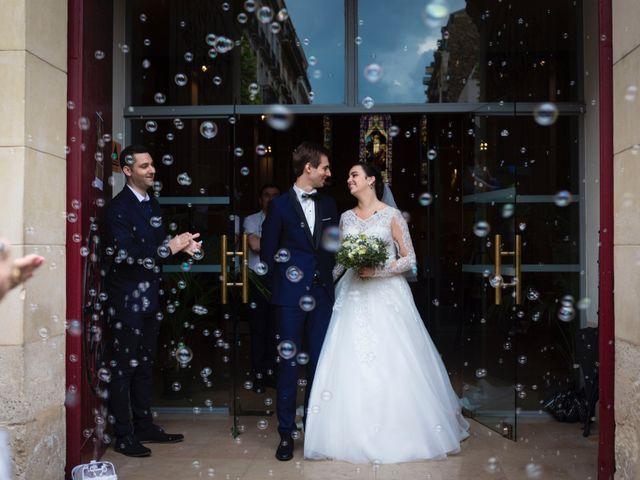 Le mariage de Axel et Anaïs à Paris, Paris 147