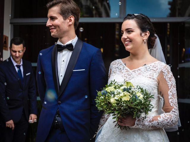 Le mariage de Axel et Anaïs à Paris, Paris 149