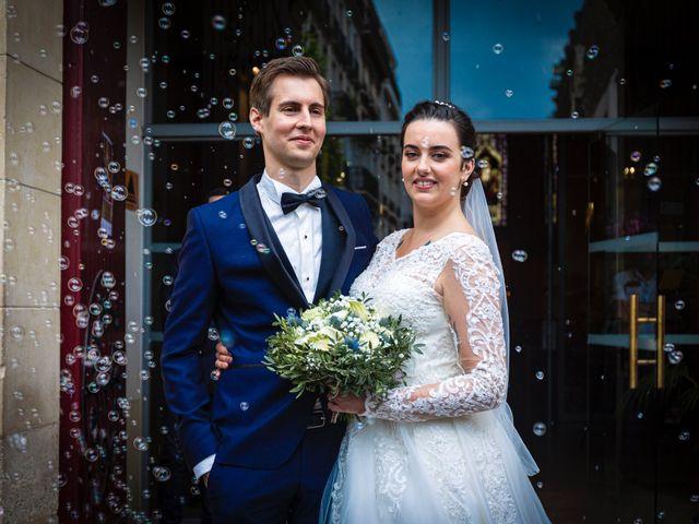 Le mariage de Axel et Anaïs à Paris, Paris 150