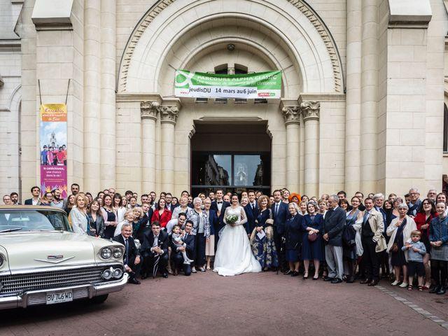 Le mariage de Axel et Anaïs à Paris, Paris 153
