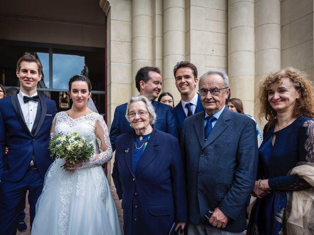 Le mariage de Axel et Anaïs à Paris, Paris 154