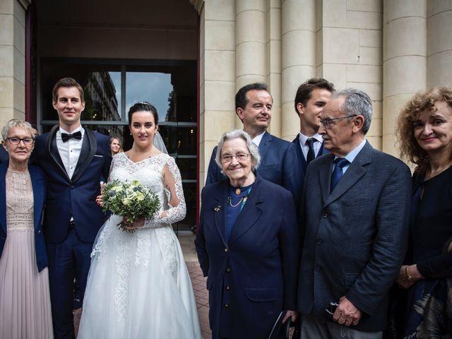 Le mariage de Axel et Anaïs à Paris, Paris 156