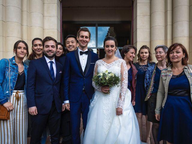 Le mariage de Axel et Anaïs à Paris, Paris 158