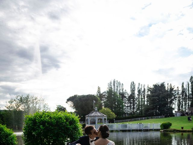 Le mariage de Axel et Anaïs à Paris, Paris 169