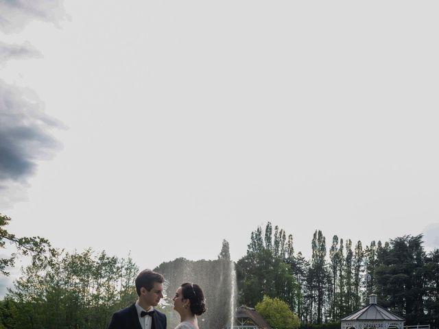 Le mariage de Axel et Anaïs à Paris, Paris 173