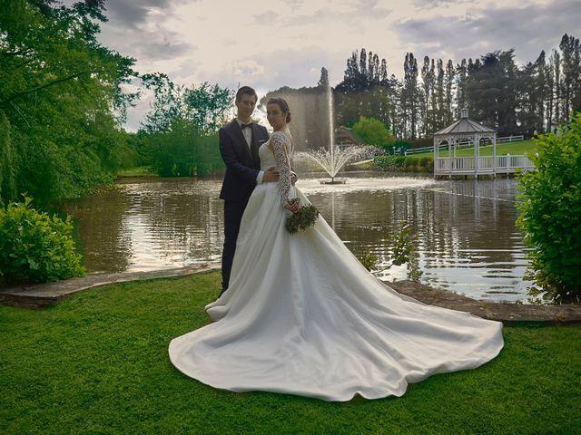 Le mariage de Axel et Anaïs à Paris, Paris 175