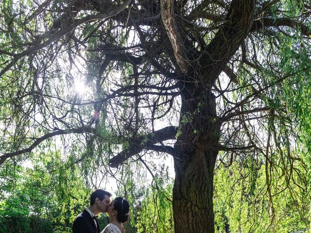 Le mariage de Axel et Anaïs à Paris, Paris 180
