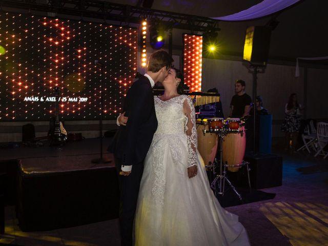 Le mariage de Axel et Anaïs à Paris, Paris 298