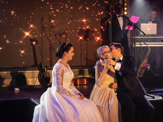 Le mariage de Axel et Anaïs à Paris, Paris 363