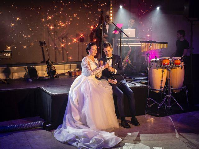 Le mariage de Axel et Anaïs à Paris, Paris 366