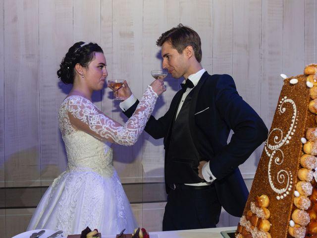 Le mariage de Axel et Anaïs à Paris, Paris 383