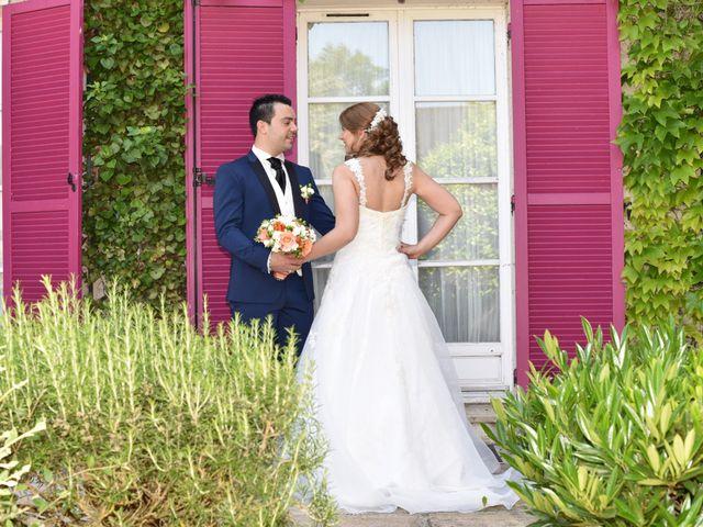 Le mariage de Julien et Lucie à Villeparisis, Seine-et-Marne 28