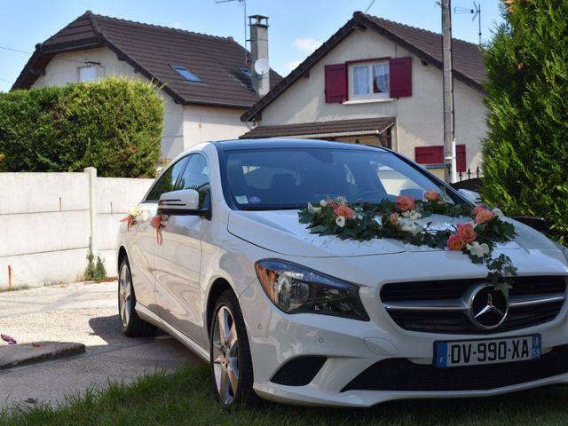 Le mariage de Julien et Lucie à Villeparisis, Seine-et-Marne 32