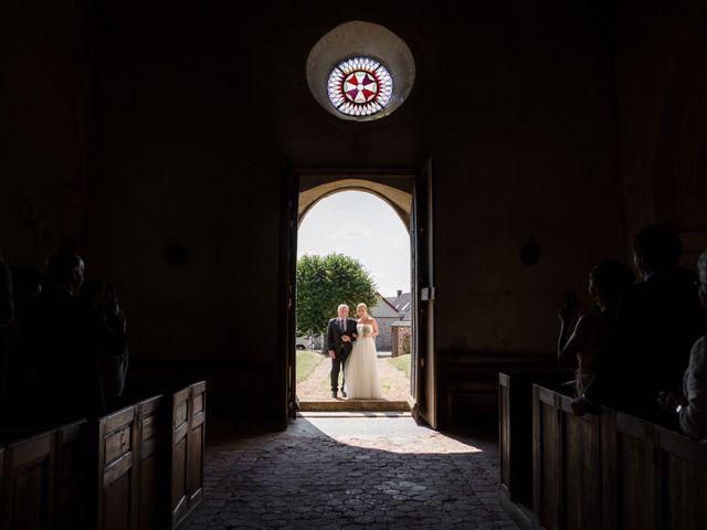 Le mariage de Matthiew et Céline à Sorel-Moussel, Eure-et-Loir 38