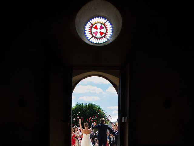 Le mariage de Matthiew et Céline à Sorel-Moussel, Eure-et-Loir 45