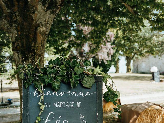 Le mariage de Greg et Léa à Giremoutiers, Seine-et-Marne 23