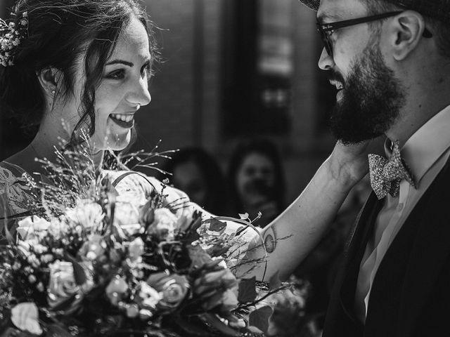 Le mariage de Léa et Greg
