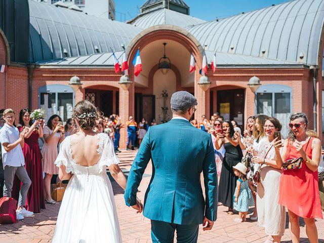 Le mariage de Greg et Léa à Giremoutiers, Seine-et-Marne 32