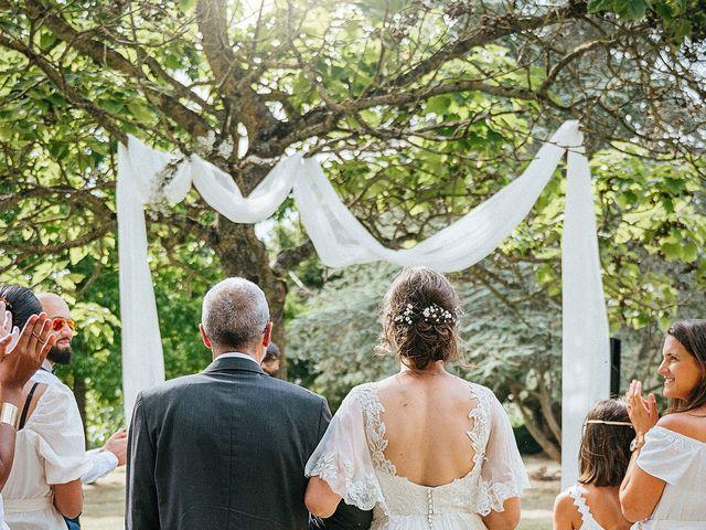 Le mariage de Greg et Léa à Giremoutiers, Seine-et-Marne 35