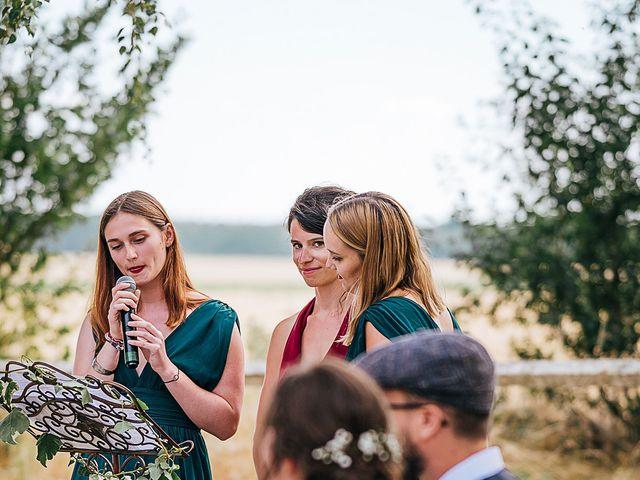 Le mariage de Greg et Léa à Giremoutiers, Seine-et-Marne 36