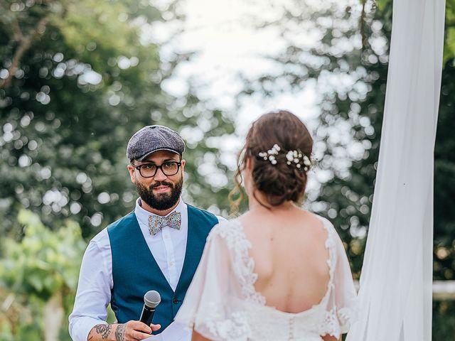 Le mariage de Greg et Léa à Giremoutiers, Seine-et-Marne 39