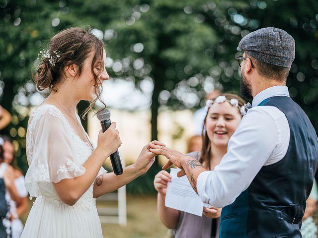 Le mariage de Greg et Léa à Giremoutiers, Seine-et-Marne 42