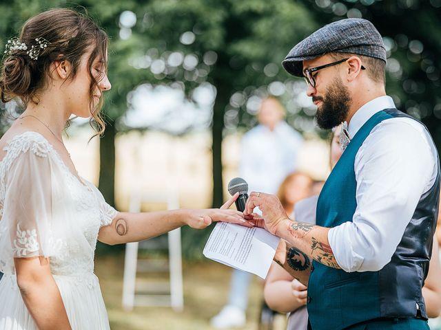 Le mariage de Greg et Léa à Giremoutiers, Seine-et-Marne 43