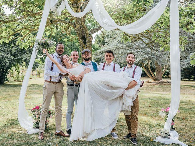 Le mariage de Greg et Léa à Giremoutiers, Seine-et-Marne 47
