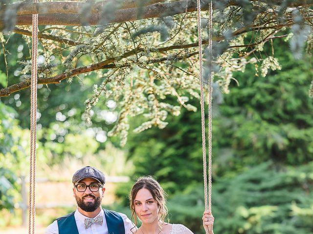 Le mariage de Greg et Léa à Giremoutiers, Seine-et-Marne 54