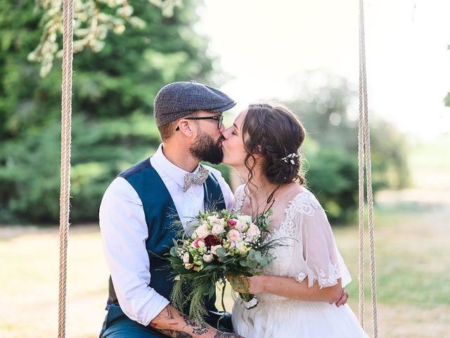 Le mariage de Greg et Léa à Giremoutiers, Seine-et-Marne 57