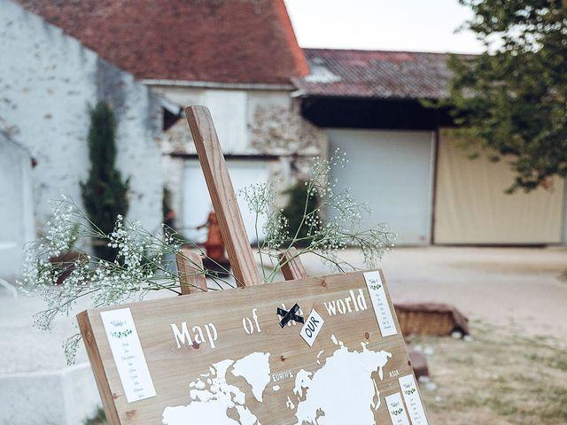 Le mariage de Greg et Léa à Giremoutiers, Seine-et-Marne 62