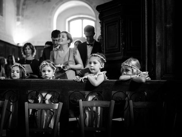 Le mariage de Benjamin et Alice à Charbonnières, Saône et Loire 24
