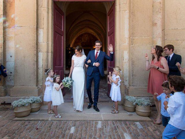 Le mariage de Benjamin et Alice à Charbonnières, Saône et Loire 28