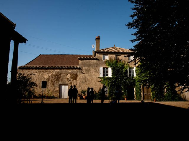 Le mariage de Benjamin et Alice à Charbonnières, Saône et Loire 36