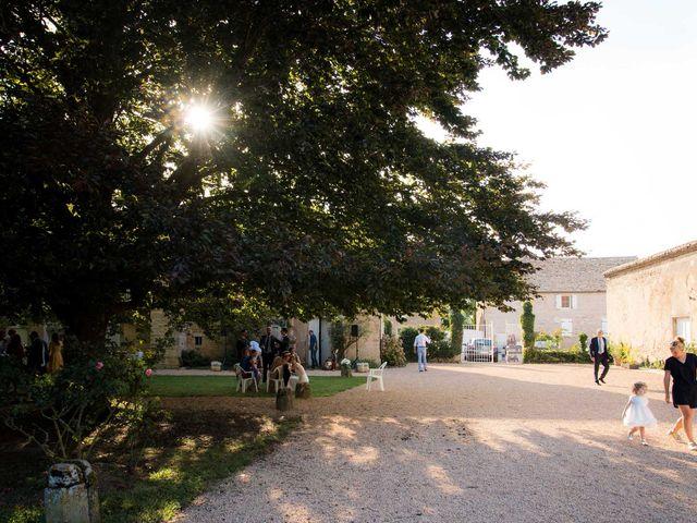 Le mariage de Benjamin et Alice à Charbonnières, Saône et Loire 38