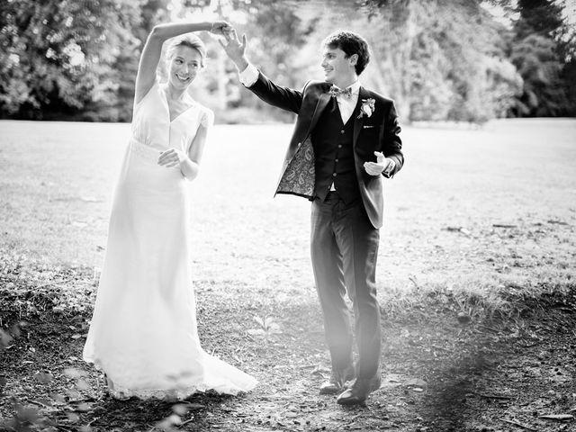 Le mariage de Olivia et Arthur